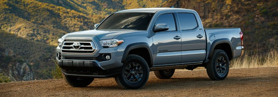 2021 Toyota Tacoma Adds Trail Special Edition to the Model Lineup