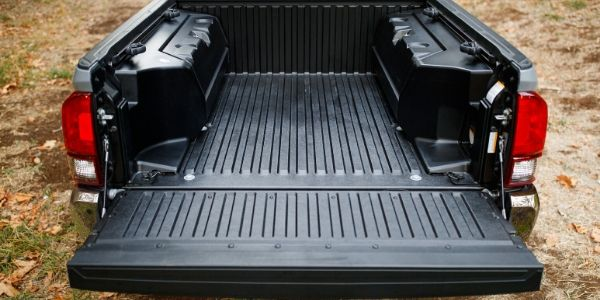 2021 Toyota Tacoma Trail Special Edition Rear Cargo Bed