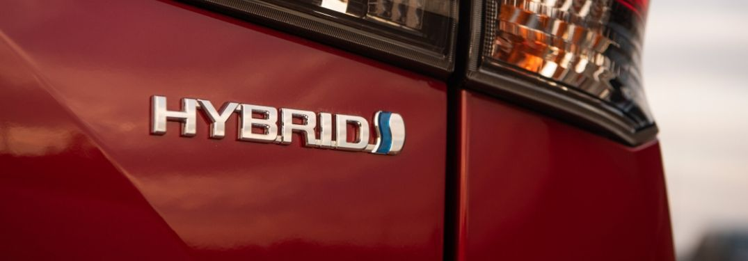 Which Toyota Hybrid Models Have Electronic On-Demand AWD?