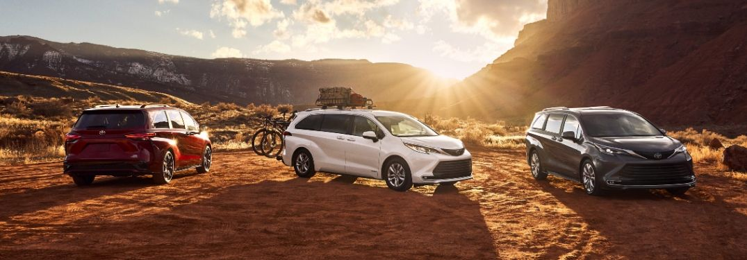 Next-Generation 2021 Toyota Sienna Adds Hybrid Powertrain to Spec Sheet