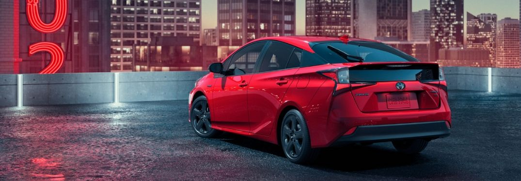 Toyota Celebrates 20 Years of the Toyota Prius with 2021 Toyota Prius Special Anniversary Edition
