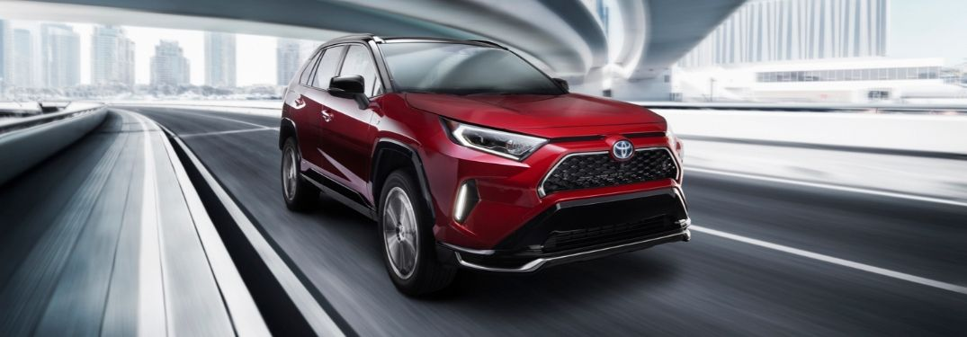 Guide to 2021 Toyota RAV4 Prime Trim Levels and Prices