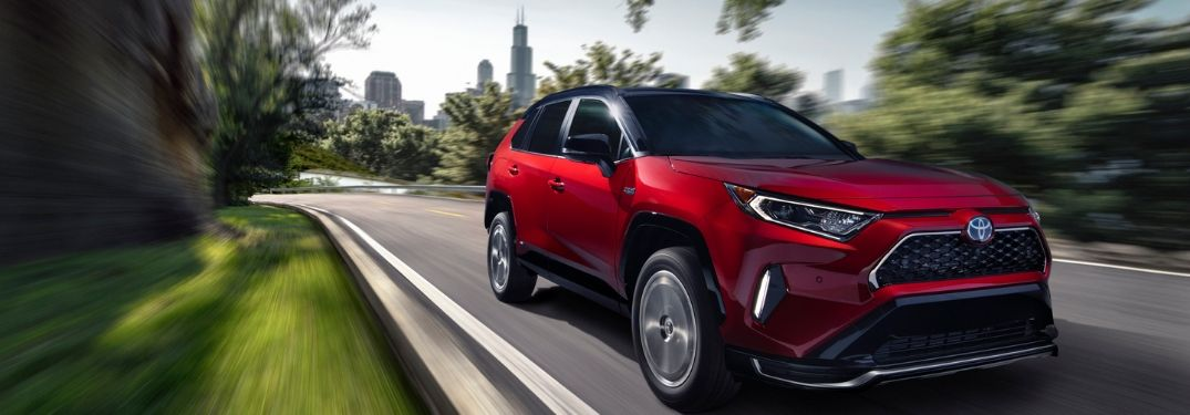 Plug-In Hybrid 2021 Toyota RAV4 Prime Available in SE and XSE Trim Levels