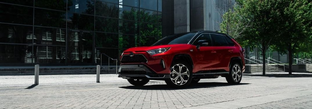 How Many Colors Does the 2021 Toyota RAV4 Prime Come In?