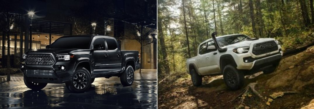 2021 Toyota Tacoma vs 2020 Toyota Tacoma: What Are the Key Differences?
