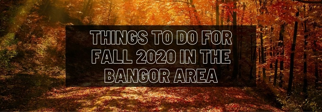 Best Family Activities for Fall 2020 in the Bangor Area
