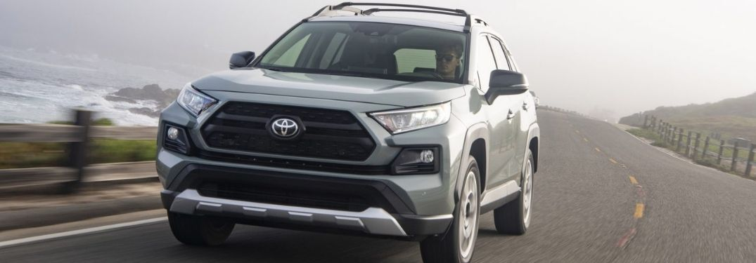 What Are the 2021 Toyota RAV4 Towing and Payload Specs?