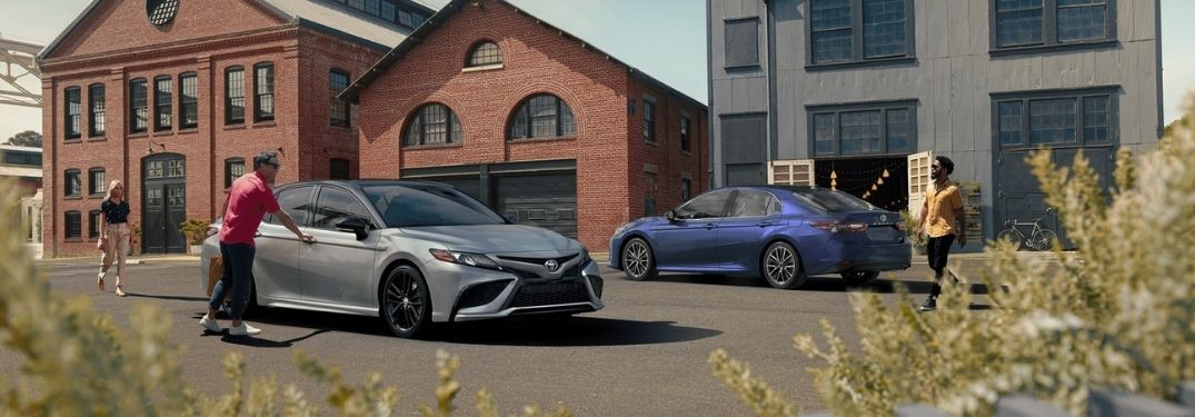 How Many Colors Does the 2021 Toyota Camry Come In?
