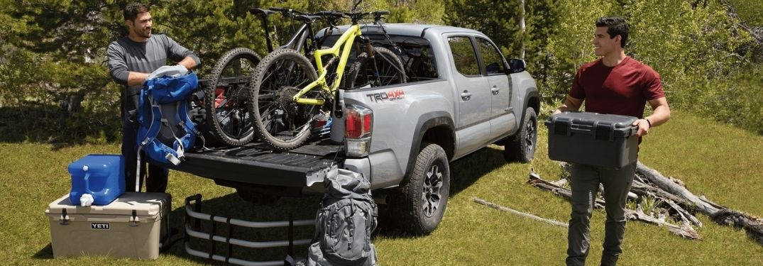 What Bed Lengths and Cab Designs Are Available for the 2021 Toyota Tacoma?
