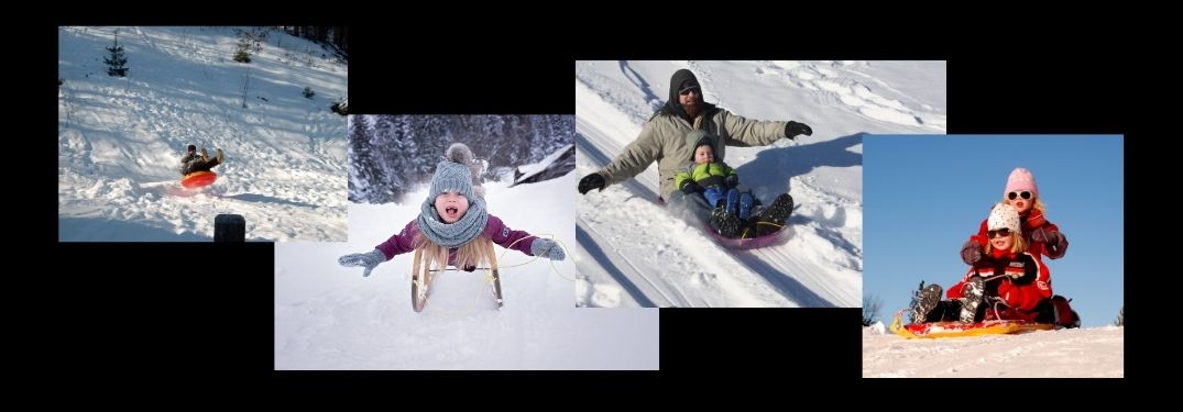 Where To Go Sledding and Tubing in the Bangor Area
