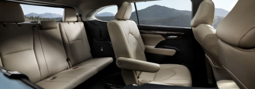 Find a Toyota SUV With Third-Row Seating at Downeast Toyota in the Bangor Area