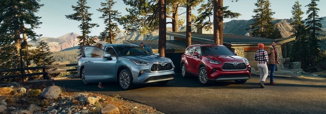 How Much Does the 2021 Toyota Highlander Cost?