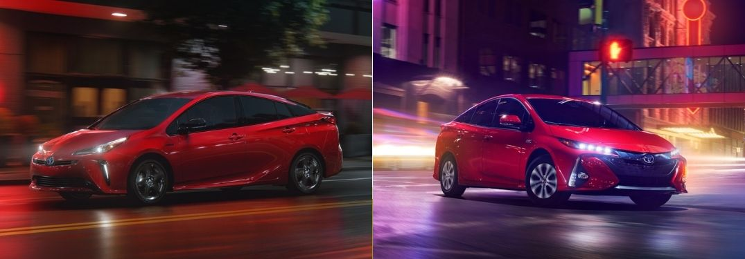 2021 Toyota Prius vs 2021 Toyota Prius Prime: Find the Right Fit at Downeast Toyota!