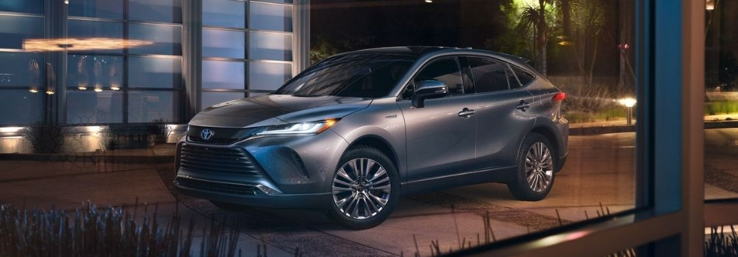 Check Out the Brand-New 2021 Toyota Venza at Downeast Toyota!