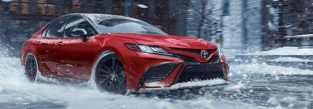 Which Toyota Models Are Available with AWD or 4WD at Downeast Toyota?