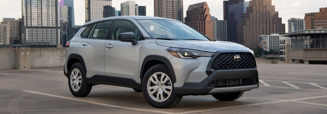 Guide to 2022 Toyota Corolla Cross Trim Levels, Prices and Features