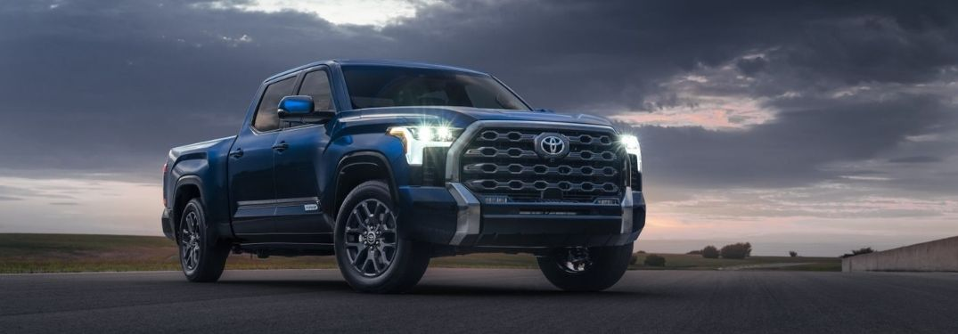 Next-Generation 2022 Toyota Tundra Upgrades Power, Towing and Technology