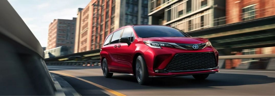 Which Toyota Models Provide the Most Passenger Space and Legroom?