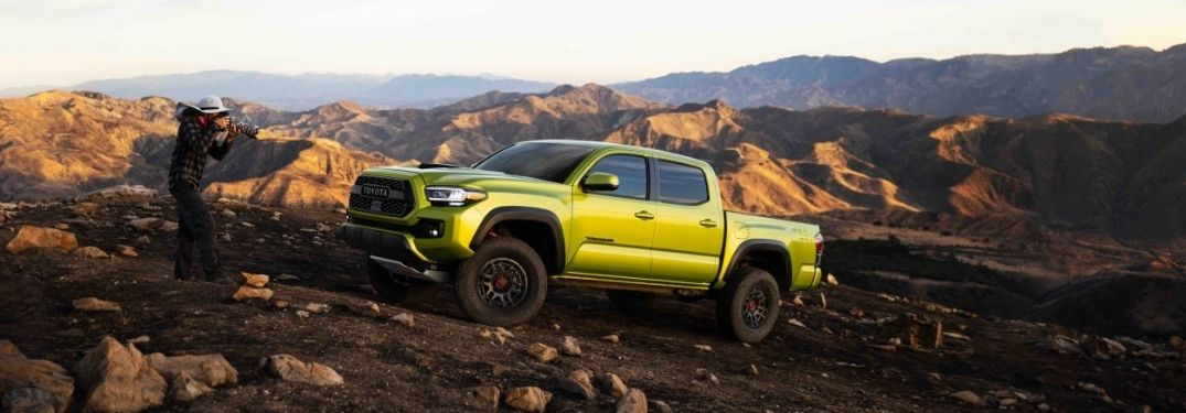 Guide to 2022 Toyota Tacoma Trim Levels and Prices