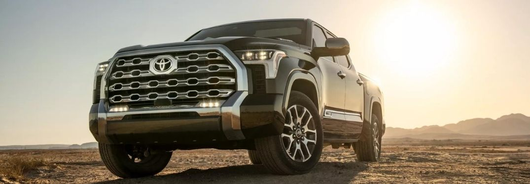 Next-Generation 2022 Toyota Tundra Available in Double Cab and CrewMax Cab
