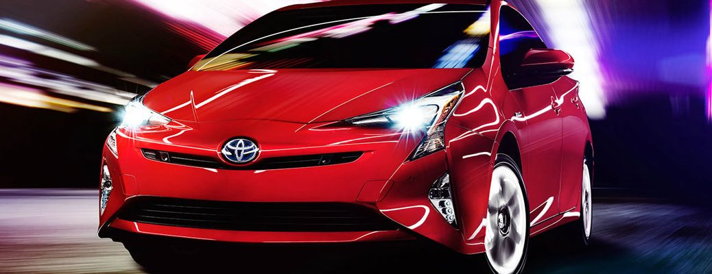 2016 Toyota Prius Environmental Benefits