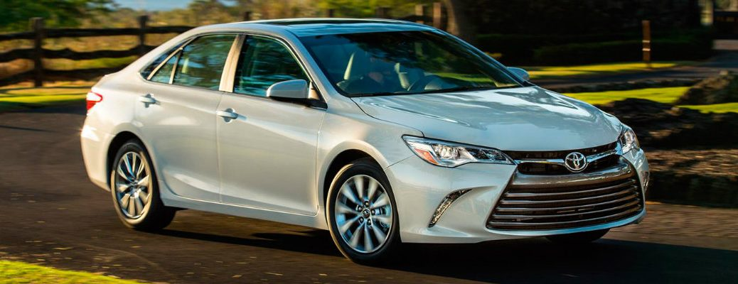 2017 Toyota Camry Now Available Near Pittsburgh, PA