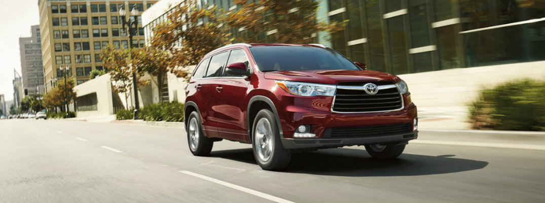 How Strong is the 2016 Toyota Highlander?