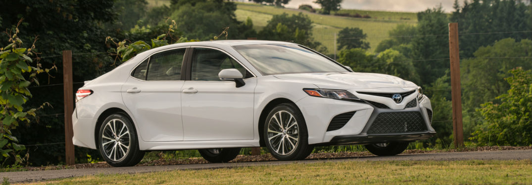 Camry Gas Mileage >> 2018 Toyota Camry Engine Specs And Gas Mileage