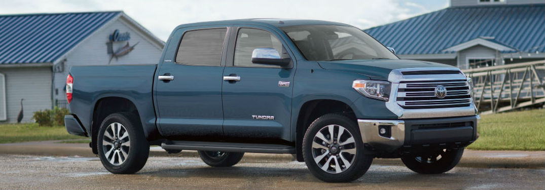 What technology is inside the new Tundra?