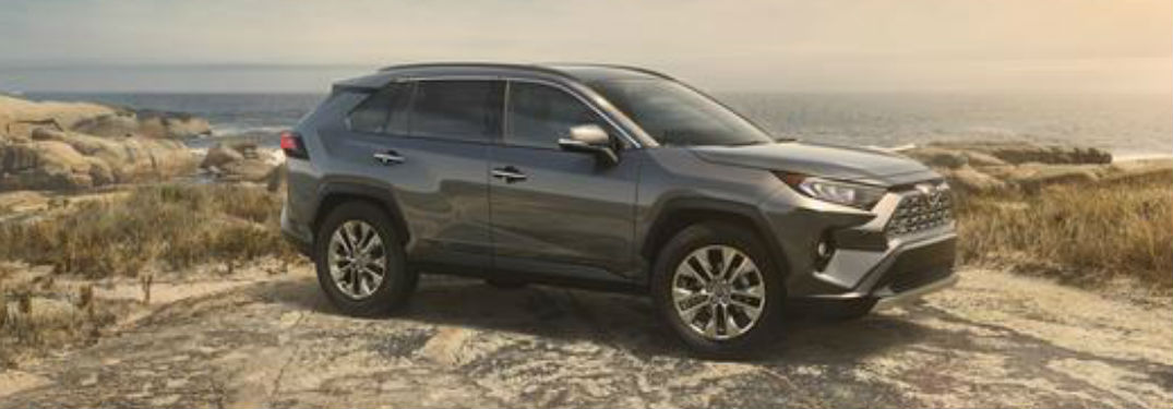 What Color Options Does The New Rav4