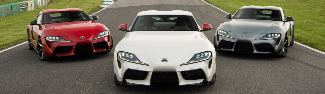 The 2020 Toyota Supra: It's back