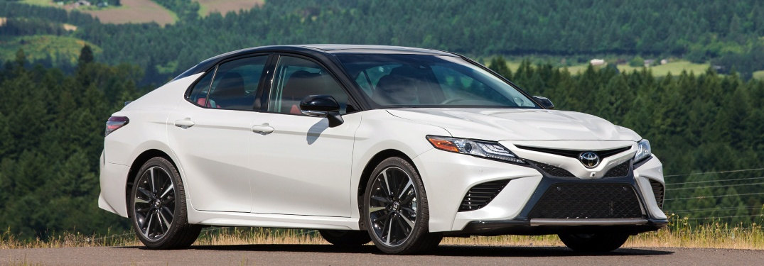 Sunroof Options On The 2019 Toyota Camry
