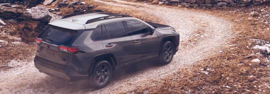Does the 2020 Toyota RAV4 have off-road capability?