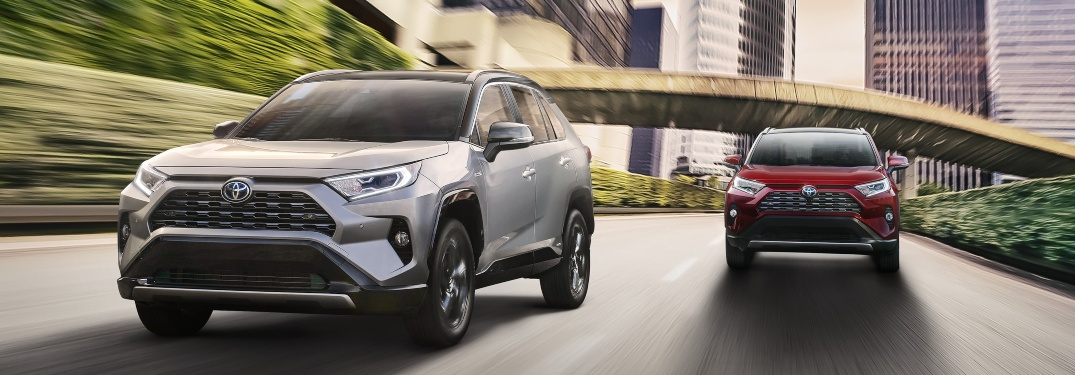 Does the 2020 RAV4 come with radar cruise control?