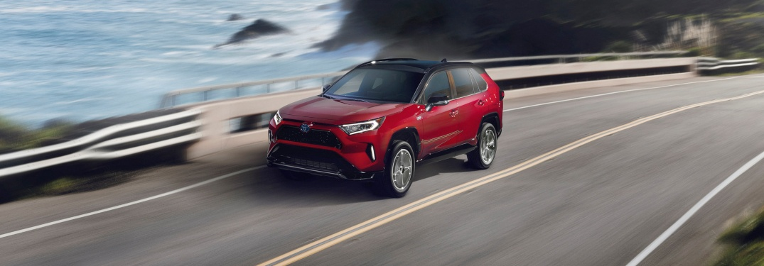 Is the RAV4 Prime an electric vehicle?