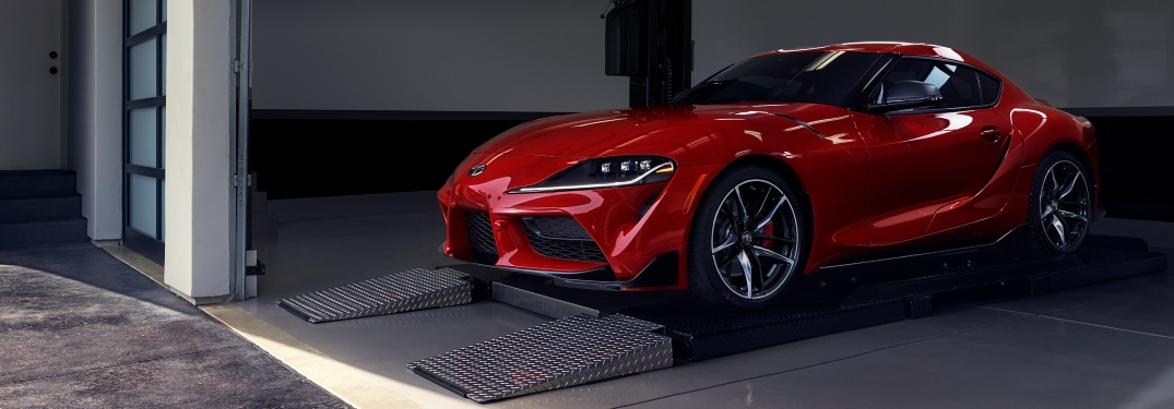 Difference between 2020 Supra trims