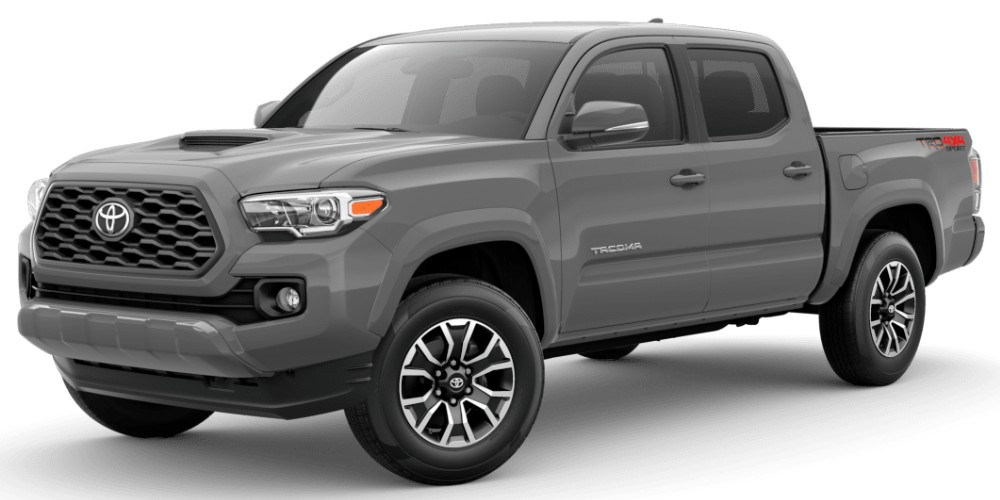2020 Toyota Tacoma Cement