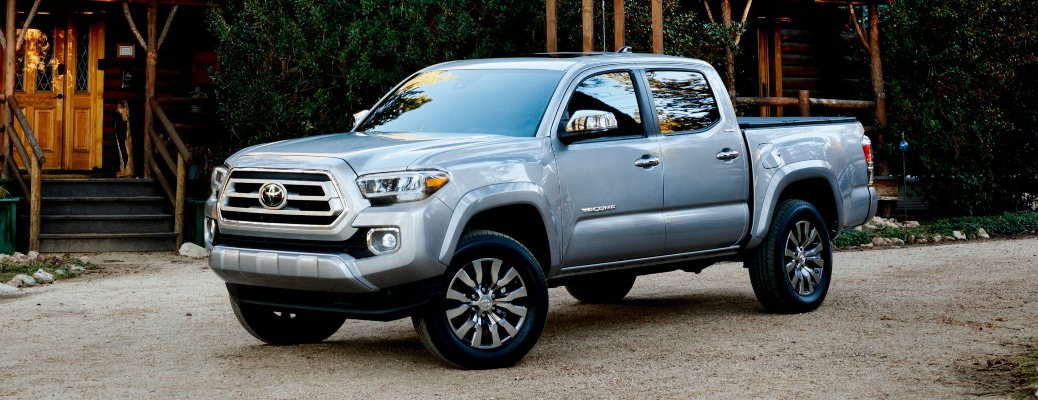 2020 Tacoma color options gallery