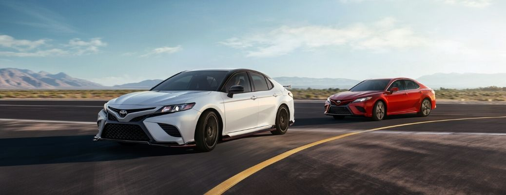 What Level of Performance Output is Offered by the 2020 Toyota Camry Engine Options?