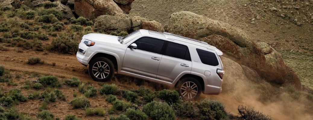 How Well Does the 2020 Toyota 4Runner Handle Off-Road Driving?