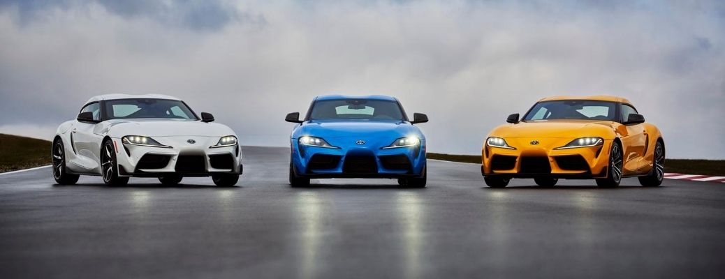 What Are the Differences Between the Two 2021 Toyota Supra Engine Options?