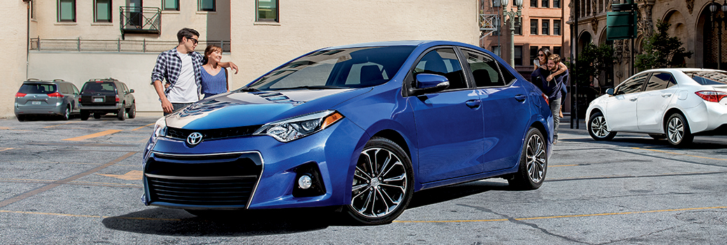 Technology on the 2016 Toyota Corolla