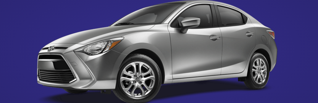 Official Color Options on the new 2016 Scion iA