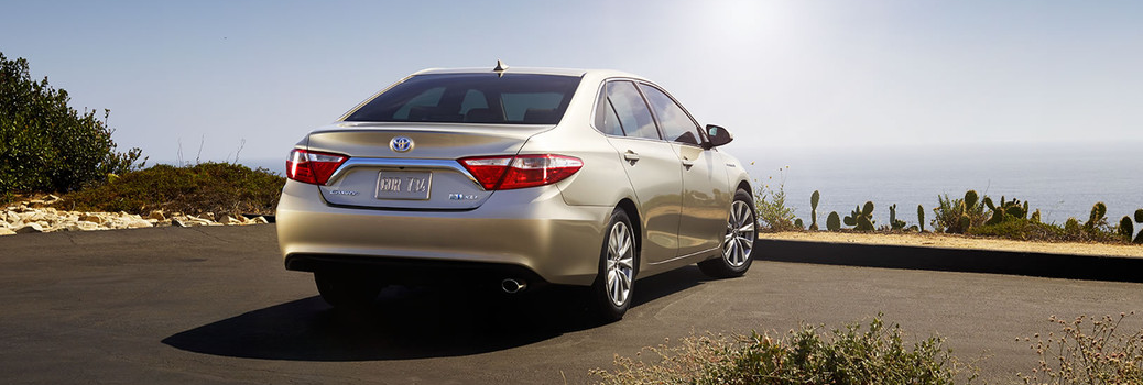 Awards the 2016 Toyota Camry has won