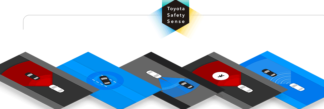 Toyota Safety Sense Feature