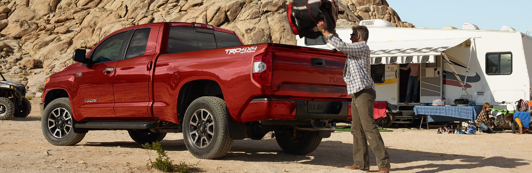 Color Options That Are Offered On The New 2017 Toyota Tundra Roberts Toyota