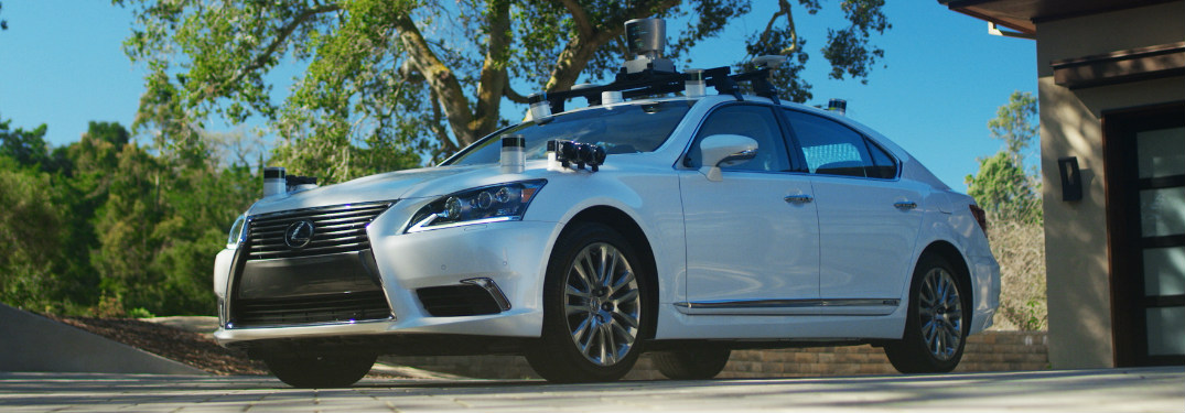Toyota is taking self-driving cars to the next level
