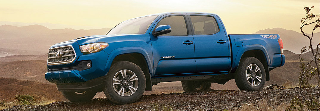 Tacoma Towing Capacity >> How Much Weight Can The 2017 Toyota Tacoma Tow