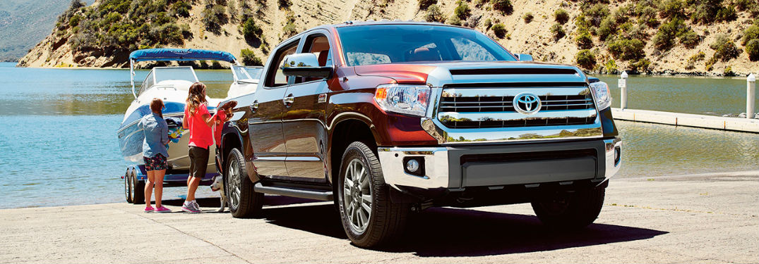 Toyota Tundra Towing Capacity >> How Much Weight Can The 2017 Toyota Tundra Tow