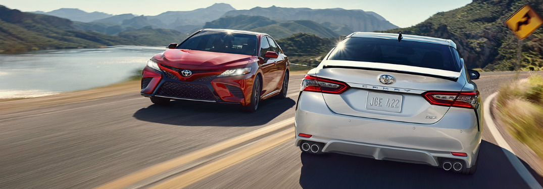 Toyota Camry Trim Levels >> 2018 Toyota Camry Trim Level Differences